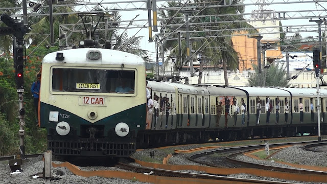 Chennai-sub-urban-train-return-ticket