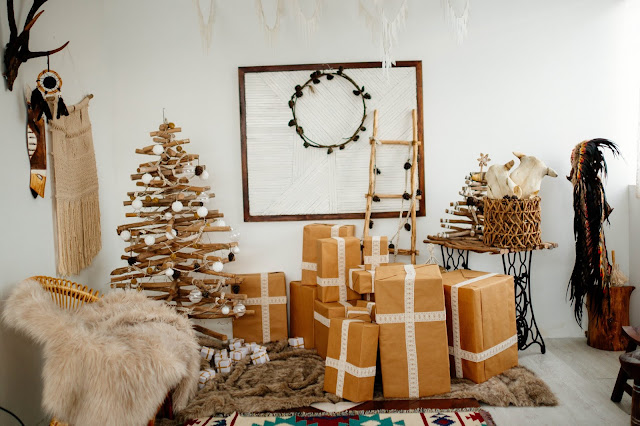 Christmas gifts - where do we put them?