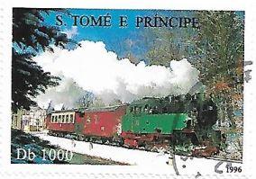Selo Locomotiva a vapor