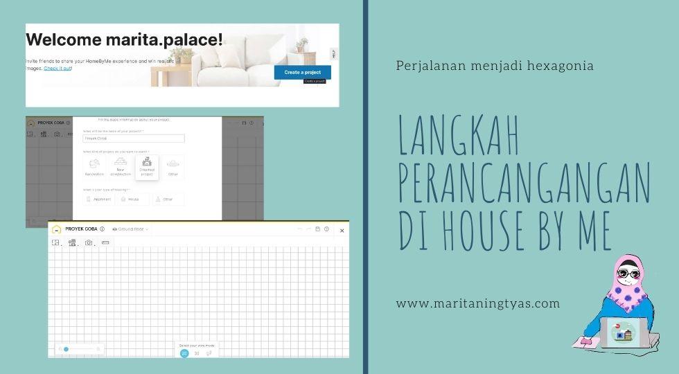 langkah-langkah merancang rumah via web home by me