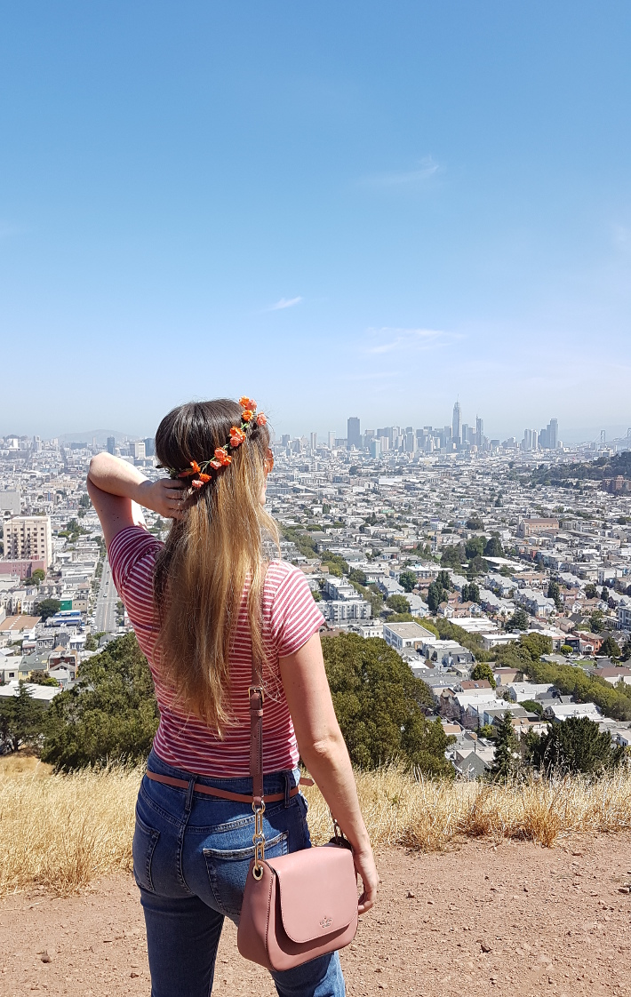 Travel: California diaries - San Francisco bernal heights