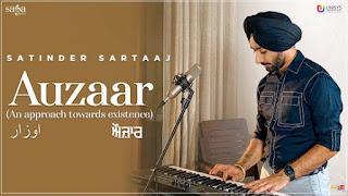 Auzaar Lyrics Satinder Sartaaj