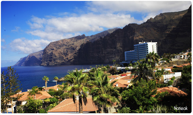 Los Gigantes Tenerife Canaries