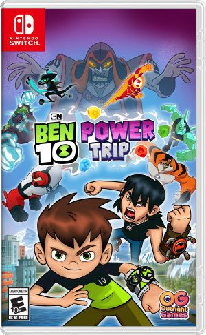 Ben 10: Power Trip v1.0.1 NSP XCI NSZ For Nintendo Switch