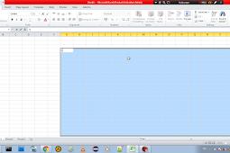 Membuat Teka Teki Silang (TTS) di Tabel Microsoft Excel dengan Mudah