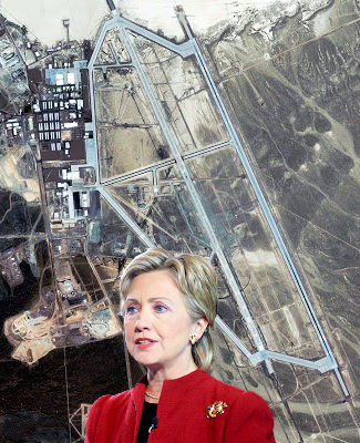 Will Hillary Clinton Unmask Area 51