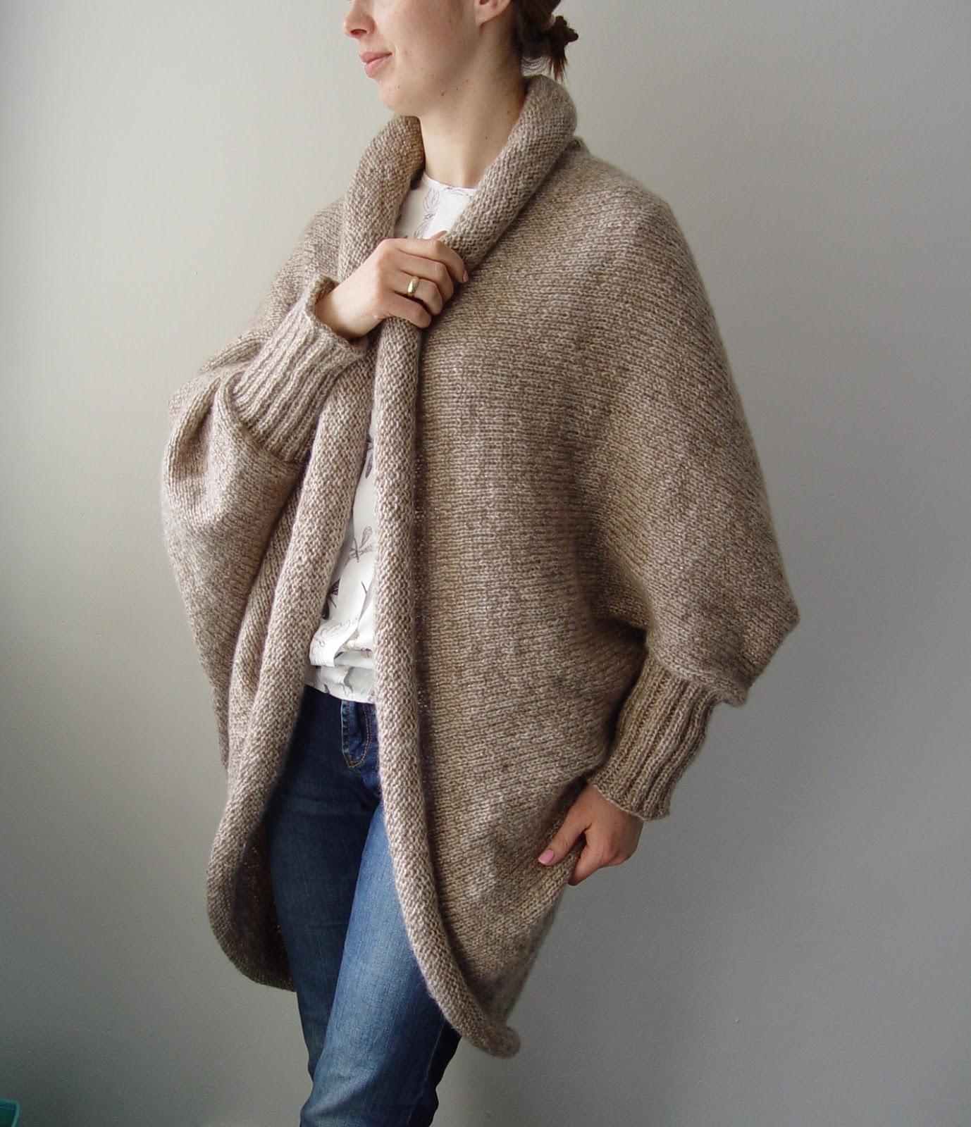 Rob tki bietas sweter kokon for Kokon kokon