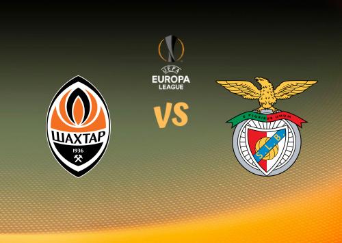 Shakhtar Donetsk vs Benfica  Resumen