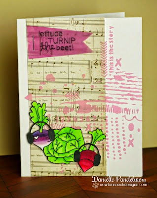 Turnip the Beet | Featuring Newton's Nook Designs | Created by Danielle Pandeline