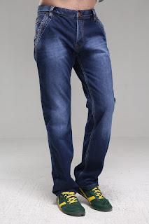 Мужские джинсы: Mock-up   Модель: AFH8493-132