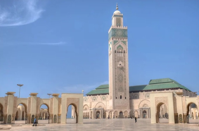 Wow Keren! Ternyata Inilah Masjid Terindah di Dunia