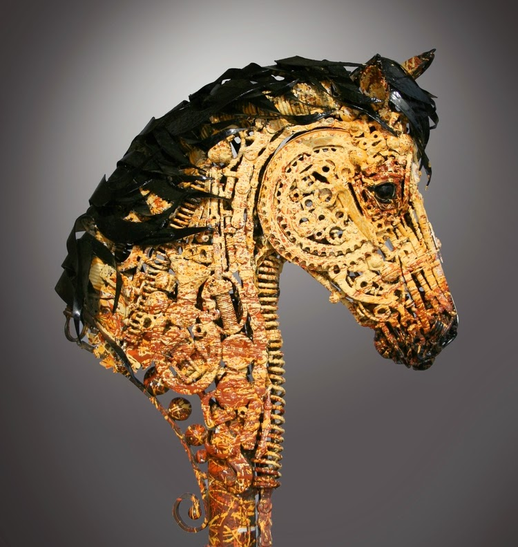 14-John-Lopez-Scrap-Iron-Animal-Sculptures-www-designstack-co