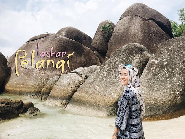 rizka wulandari belitung