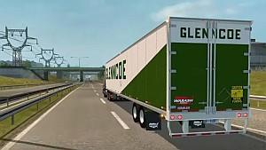 Wabash Duraplate Dryvan - trailer pack