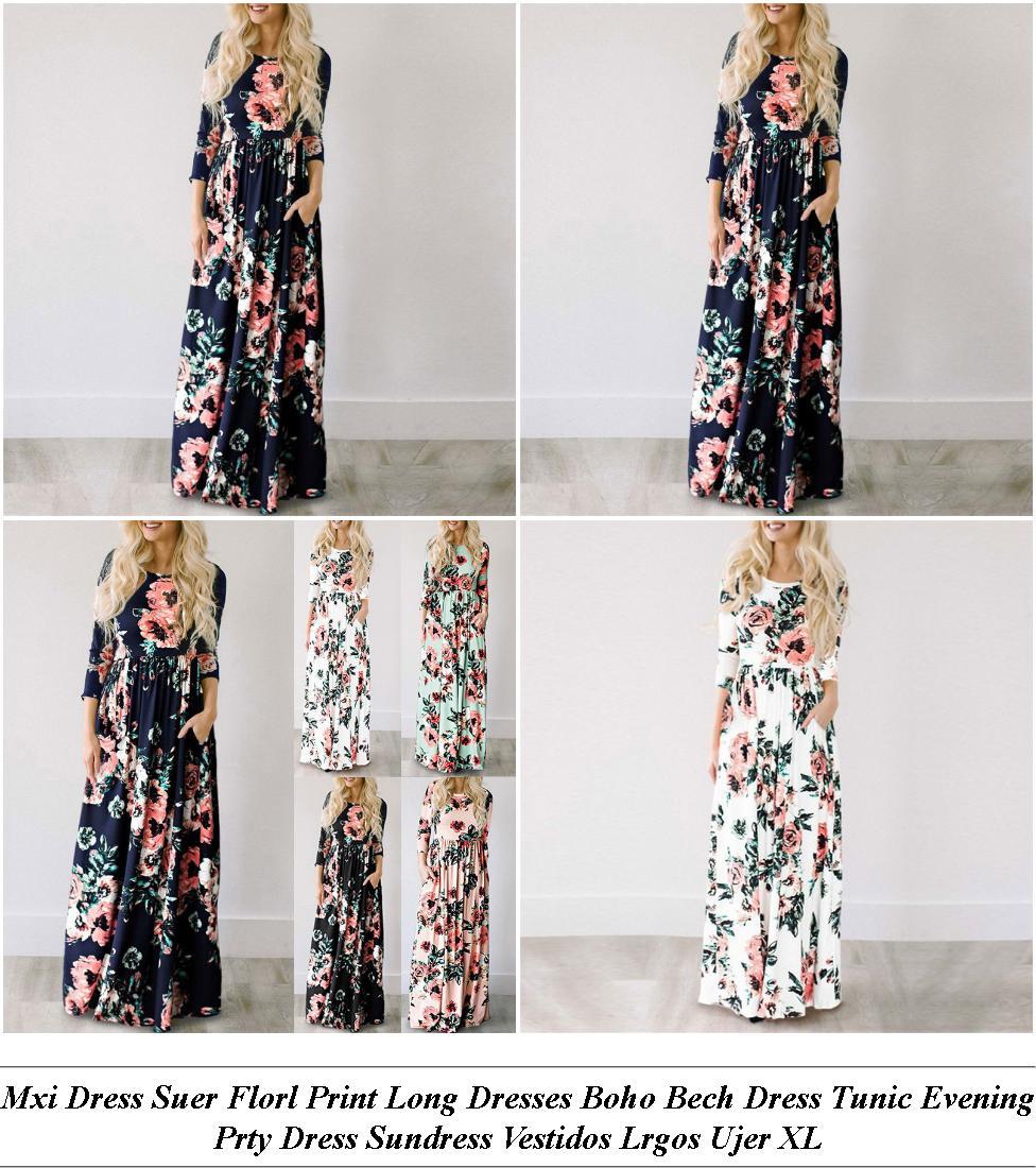 Summer Dresses For Women - Sandals Sale Uk - Shift Dress - Cheap Clothes Online