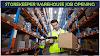 Storekeeper Job Vacancy In Oman- Interview In Kerala