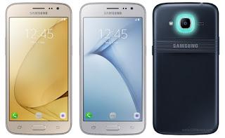 Samsung Galaxy J2 Pro (2016) dengan RAM 2 GB