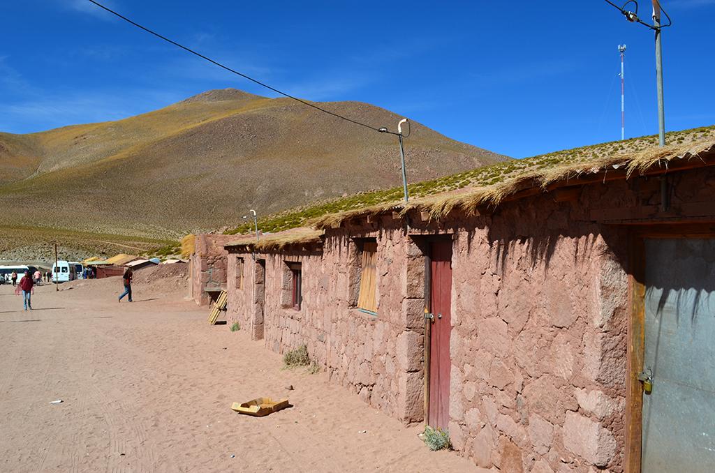Vilarejo Machuca