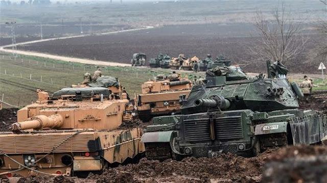 Οι Αμερικανοί Πιέζουν τους Κούρδους της Συρίας να Αποδεχθούν την Παρουσία Τουρκικών Στρατευμάτων