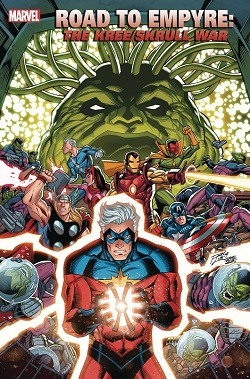 Road To Empyre -  The Kree/Skrull War