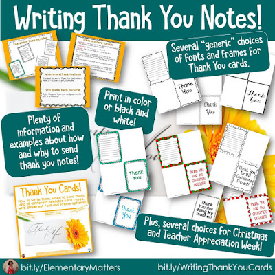 https://www.teacherspayteachers.com/Product/Thank-You-Cards-Including-Instruction-on-How-and-When-to-Write-Them-1623953