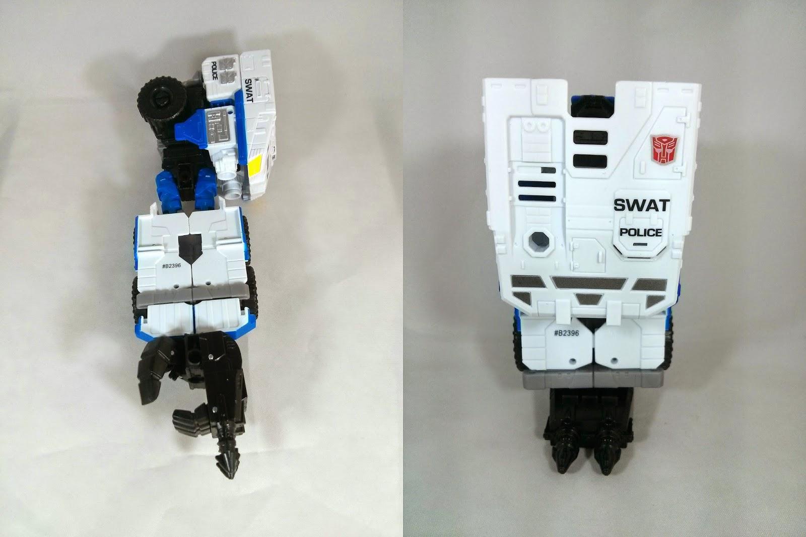 transformers combiner wars rook limb modes