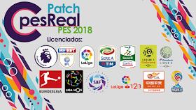 PES 2018 [XBOX 360] C-PesReal Patch v5.5 DLC 3.0 2018