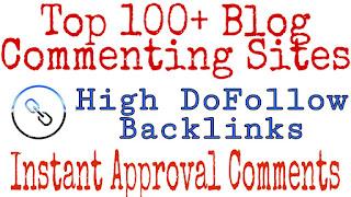 Get 100+ DoFollow Backlink Sites List Hindi Me Net