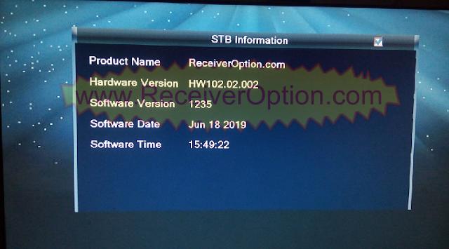 ALI3510C HW102.02.002 HD RECEIVER CLINE & TEN SPORTS OK NEW SOFTWARE