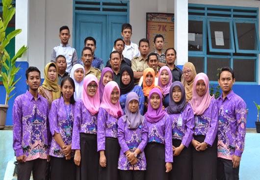 Mahasiswa PPL di SMKN 1 Kobar - SMKN1KOBAR