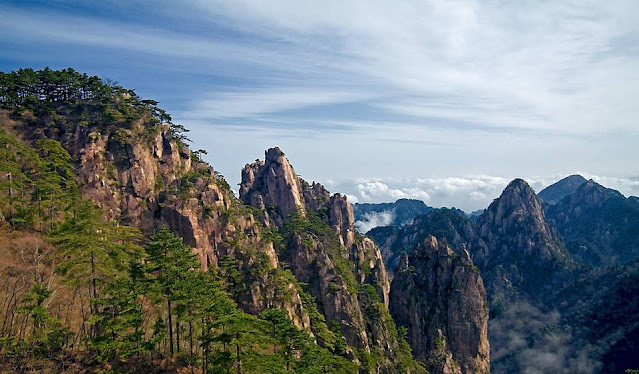 Mount Huang China