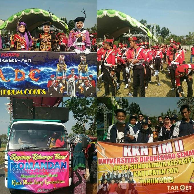 Merti Dusun dan Haul Mbah Surgi Kamandowo Desa Sundoluhur Kayen Pati