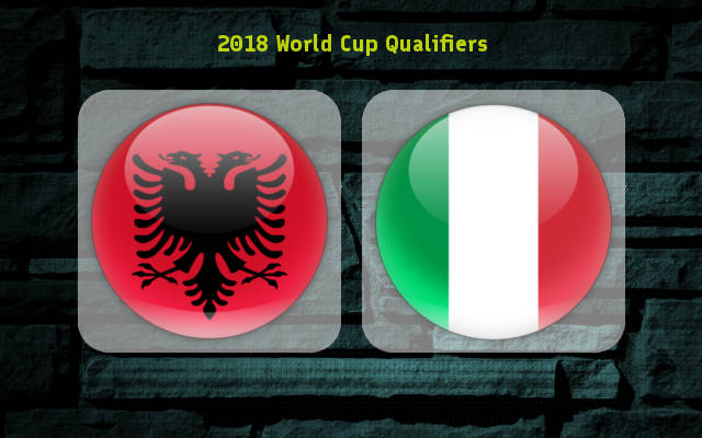 Albania vs Italy Full Match & Highlights 9 October 2017