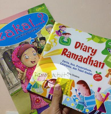 buku anak islami untuk pengenalan Ramadhan