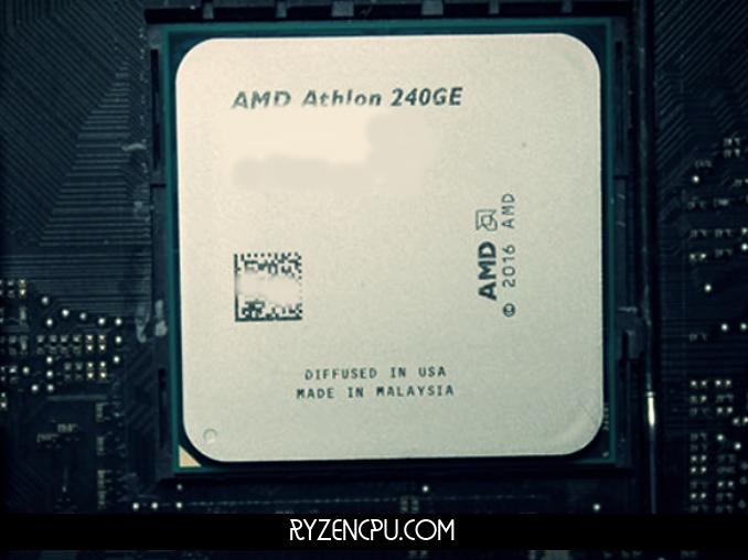 Athlon 240GE