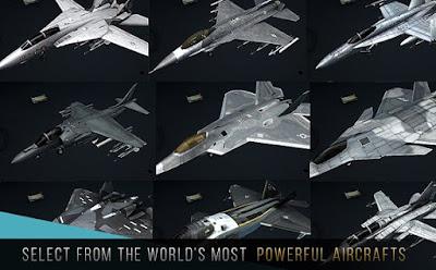 Modern Warplanes Apk v1.2 Mod (Free Shopping)