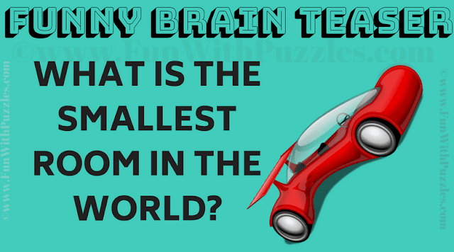 What is the smallest room in the world?