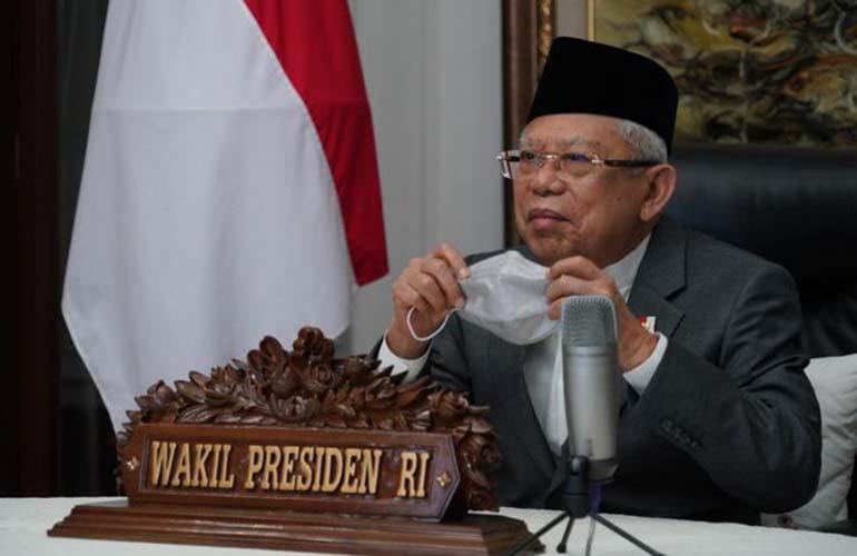 Wapres Kyai Maruf Amin