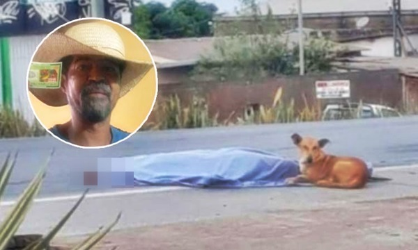 homem-natural-jacobina-morre-tentar-salvar-cachorro-atropelado-cao-fica-ao-lado