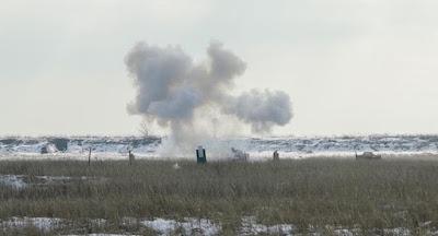 Оккупанты атаковали украинские войска в районе трассы Р-66