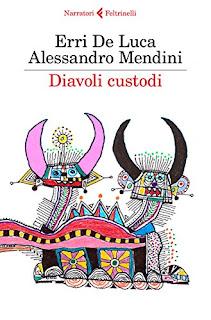 cover Diavoli custodi di Erri De Luca e Alessandro Mendini