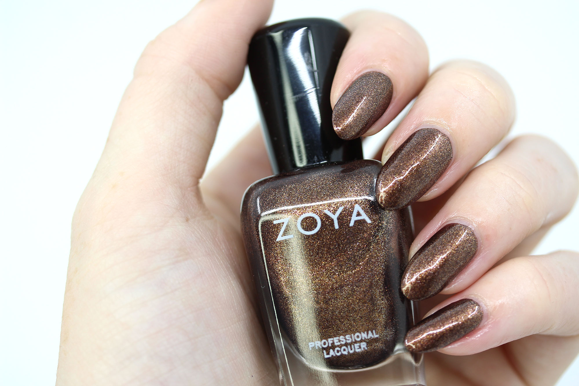 Zoya Tasha swatch