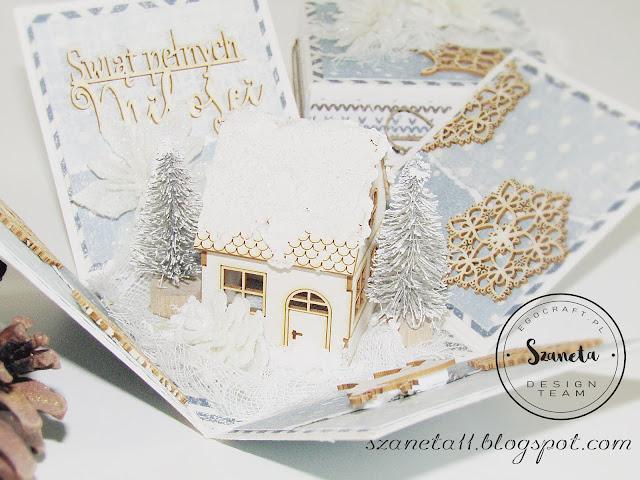 Zimowy mini box