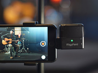 Audio & Video Recorder for iOS Devices
