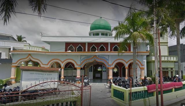 masjid raya istiqomah bungo