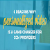 Personalized Video is a Game Changer for CCM Providers #infographic