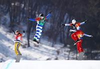 Snowboard femenino Pyeongchang 2018