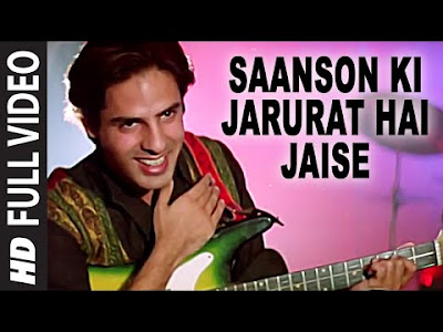 Saanson Ki Zaroorat Hai Jaise Kumar Sanu Songs Lyrics idoltube -