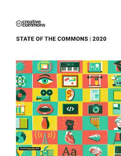 Informe anual 2020 de Creative Commons