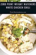 Zero Point Weight Watchers White Chicken Chili